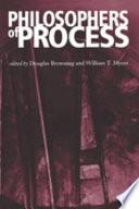 Philosophers of Process