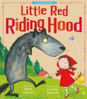 Little Red Riding Hood Forest While On Her Way To Visit