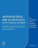 Advanced Excel for Accountants   Pivot Tables   Vlookup