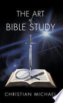 The Art of Bible Study