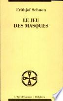 Le jeu des masques