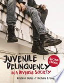 Juvenile Delinquency in a Diverse Society Students With A Fresh Critical Examination Of