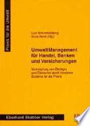 UmweltManagement für Handel, Banken, Versicherungen