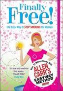 Allen Carr s Finally Free