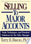 Selling to Major Accounts