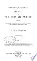 A Descriptive and Statistical Account of the British Empire