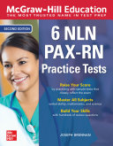 Mcgraw Hill Education 6 Nln Pax Rn Practice Tests Second Edition