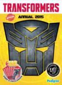 Transformers Annual Book Cover