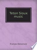 Teton Sioux music