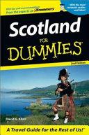 Scotland For Dummies