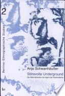 Stilrevolte Underground