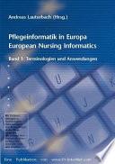 European nursing informatics