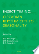 Insect Timing