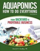 Aquaponics How to Do Everything