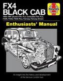 FX4 Black Cab Manual