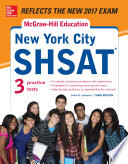 McGraw Hill Education New York City SHSAT  Third Edition