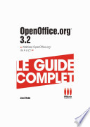 OpenOffice org 3 2