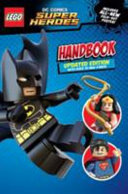 Lego Dc Super Heroes Handbook With Poster