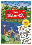 Mein Stickerbuch  Mein Sticker Zoo