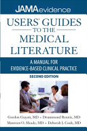 Users  Guides to the Medical Literature