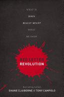 Red Letter Revolution Book
