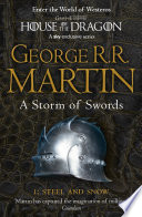 A Storm of Swords: Part 1 Steel and Snow (A Song of Ice and Fire, Book 3) by George R.R. Martin