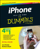 iPhone All in One For Dummies