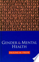 Gender and Mental Health