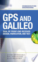 GPS and Galileo  Dual RF Front end receiver and Design  Fabrication    Test