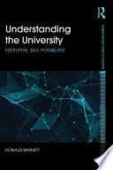 Understanding the University
