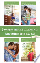 Harlequin Heartwarming November 2016 Box Set