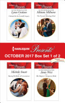 Harlequin Presents October 2017 - Box Set 1 of 2