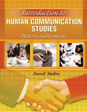 Introduction to Human Communication Studies