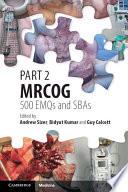 Part 2 Mrcog 500 Emqs And Sbas
