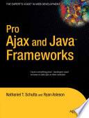 illustration Pro Ajax and Java Frameworks