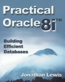 Practical Oracle8i