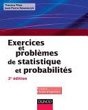 Exercices Et Probl Mes De Statistique Et Probabilit S