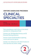 Oxford Assess and Progress  Clinical Specialties