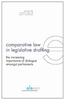 Comparative Law in Legislative Drafting