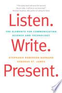 Listen  Write  Present