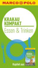 MARCO POLO kompakt Reiseführer Krakau - Essen & Trinken