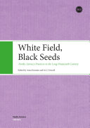 White Field  Black Seeds