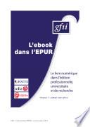 L ebook dans l EPUR