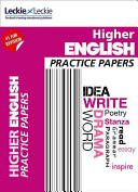 Practice Papers - Higher English Practice Papers for Sqa Exams