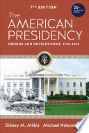 The American Presidency