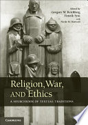 Religion  War  and Ethics