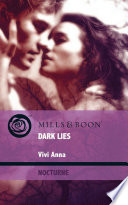 Dark Lies (Mills & Boon Intrigue) (Nocturne, Book 17)