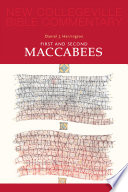 First and Second Maccabees