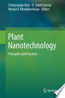 Plant Nanotechnology