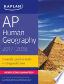 AP Human Geography 2017 2018